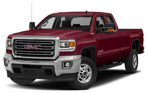 2017 gmc sierra 2500hd sle 4x2 double cab 8 ft box 158 1 in wb pricing and options. Black Bedroom Furniture Sets. Home Design Ideas