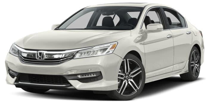 2017 honda accord touring v6 4dr sedan pricing and options for Honda accord 2017 v6 price
