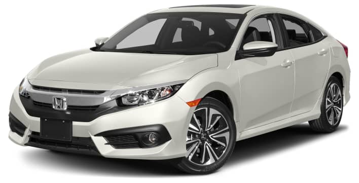 2017 honda civic ex l 4dr sedan pricing and options. Black Bedroom Furniture Sets. Home Design Ideas