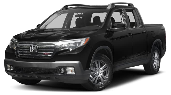 2017 honda ridgeline sport front wheel drive crew cab 125 2 in wb pricing and options. Black Bedroom Furniture Sets. Home Design Ideas