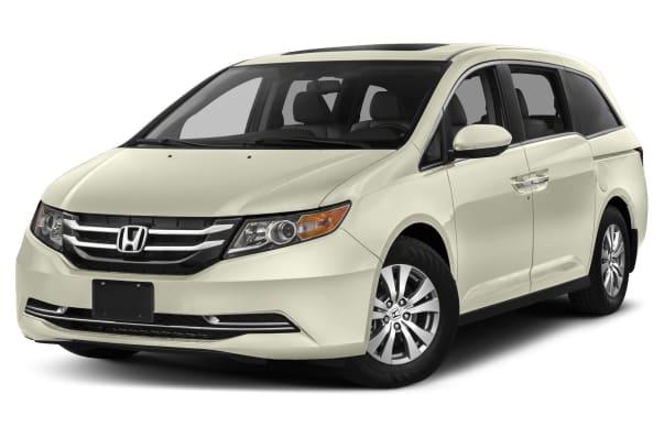2017 Honda Odyssey Ex L Passenger Van Pictures