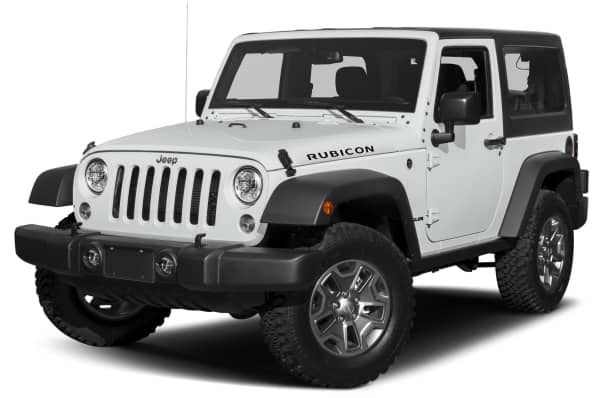 2018 Jeep Wrangler Jk Rubicon 2dr 4x4 Pricing And Options