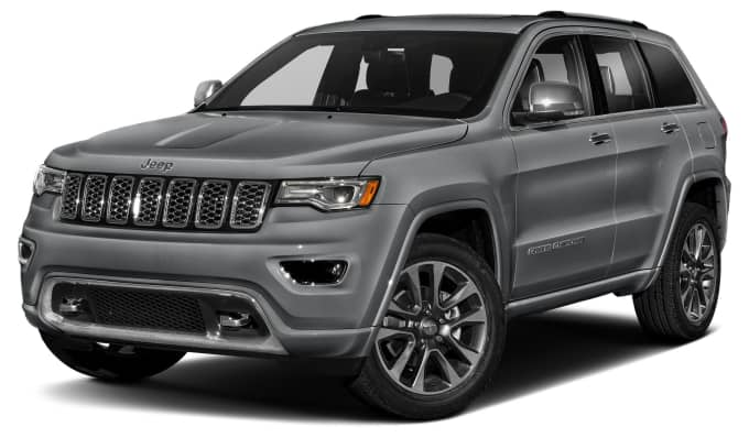 Jeep Grand Cherokee Overland >> 2017 Jeep Grand Cherokee Overland 4dr 4x4 Pictures