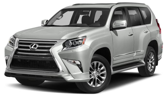 2018 Lexus GX 460 Base 4dr 4x4 Pricing and Options