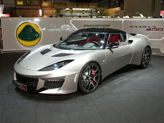 2017 Lotus Evora 400 Base Coupe Pricing and Options