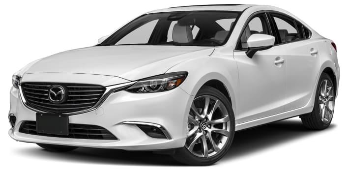 Mazda Dealers In Ma >> 2017 Mazda Mazda6 Grand Touring 4dr Sedan Pricing and Options