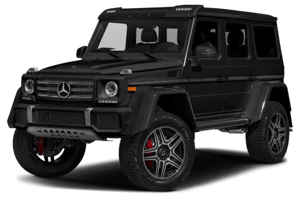 2017 Mercedes-Benz G-Class Base G 550 4x4 Squared 4dr Specs and Prices