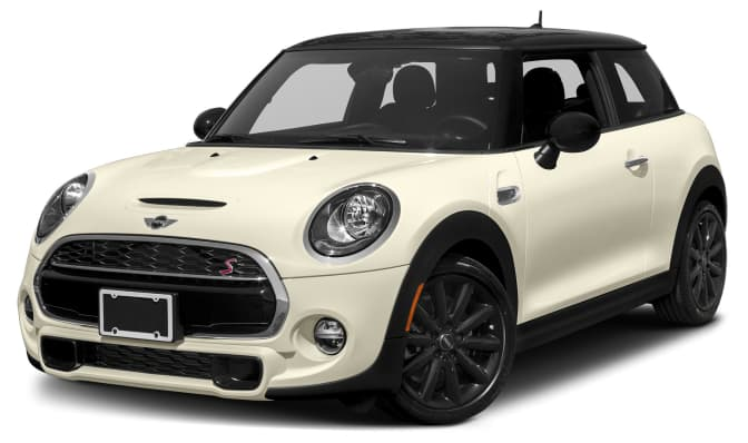 2018 Mini Hardtop Cooper S 2dr Pictures