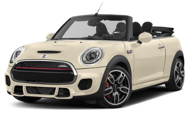 2018 Mini Convertible John Cooper Works 2dr Specs And Prices