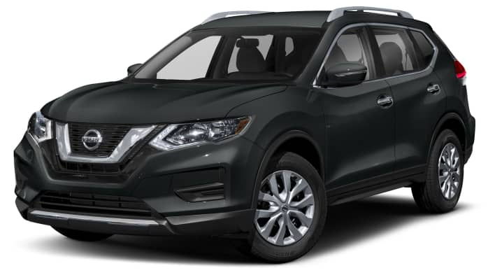 2019 Nissan Rogue S 4dr Front Wheel Drive Pricing And