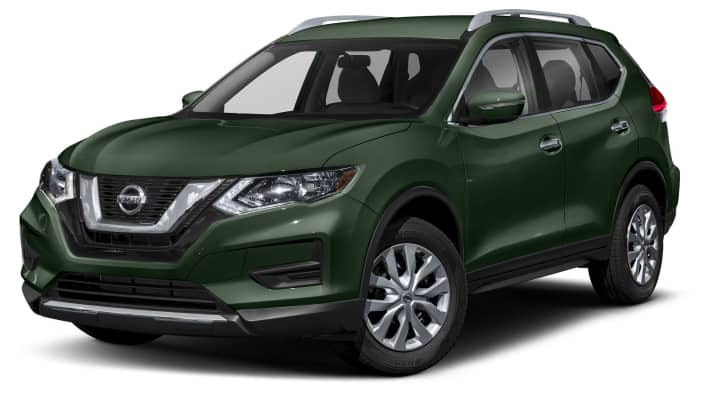 2019 Nissan Rogue SV 4dr Front-wheel Drive Pricing and Options