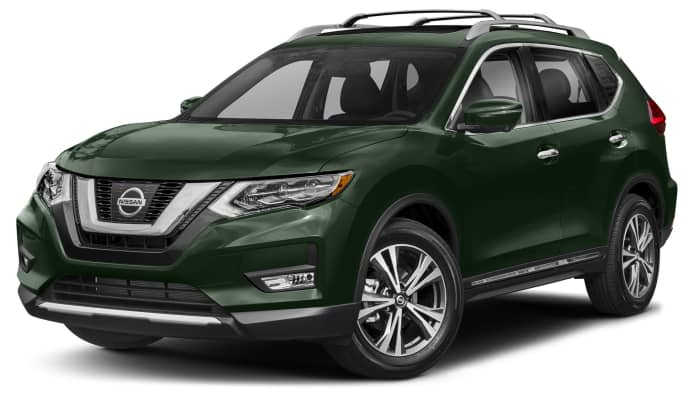 2017 nissan rogue sl 4dr all wheel drive pricing and options. Black Bedroom Furniture Sets. Home Design Ideas