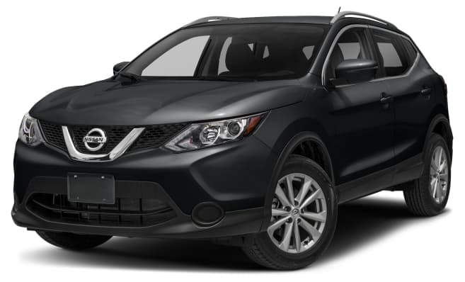 2018 nissan rogue sport sv 4dr all wheel drive pricing and options. Black Bedroom Furniture Sets. Home Design Ideas