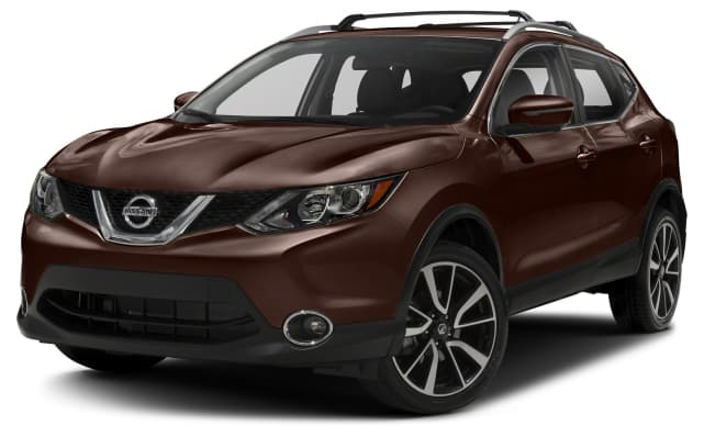 2017 nissan rogue sport sl 4dr all wheel drive pricing and options. Black Bedroom Furniture Sets. Home Design Ideas