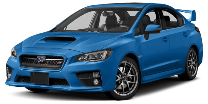 2017 Subaru Wrx Sti Limited W Wing 4dr All Wheel Drive Sedan Pricing And Options