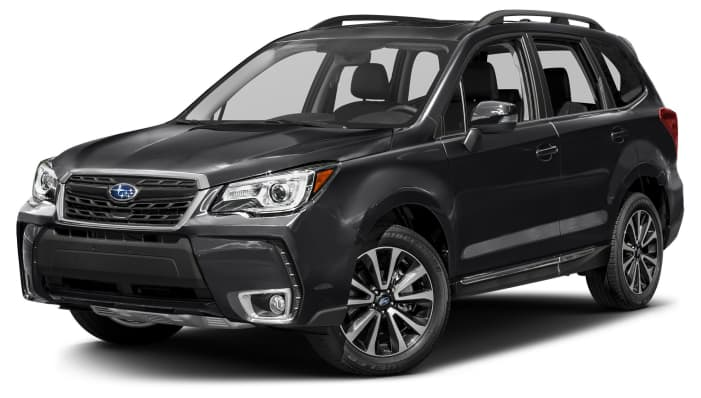 2018 Subaru Forester 20xt Touring 4dr All Wheel Drive Pictures