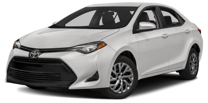 Corolla S 2017 >> 2017 Toyota Corolla Le 4dr Sedan Pricing And Options