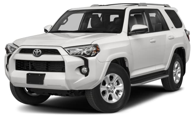 Toyota Sr5 Premium >> 2019 Toyota 4runner Sr5 Premium 4dr 4x4 Pricing And Options