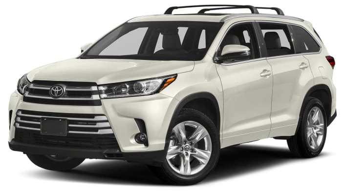 2017 Toyota Highlander Limited Platinum V6 4dr All-wheel Drive Pricing and Options