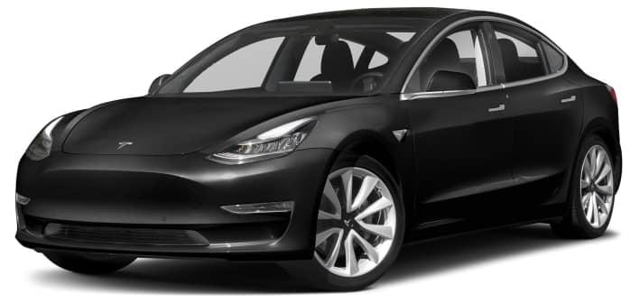2017 Tesla Model 3 Long Range 4dr Rear-wheel Drive Sedan Pricing and Options