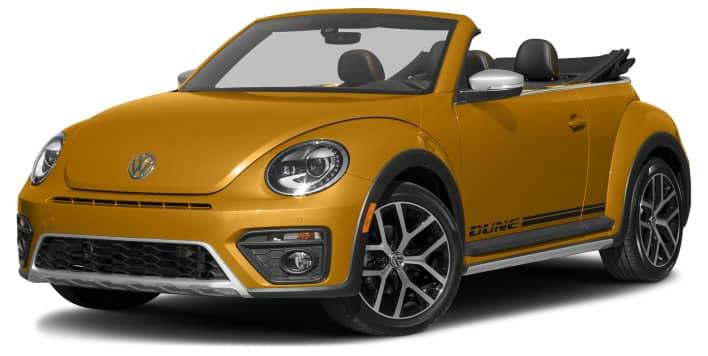 2017 Volkswagen Beetle 1 8t Dune 2dr Convertible Specs And