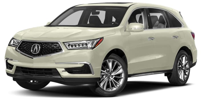 Acura Mdx For Sale In Nj >> 2018 Acura MDX 3.5L w/Technology Package 4dr SH-AWD ...