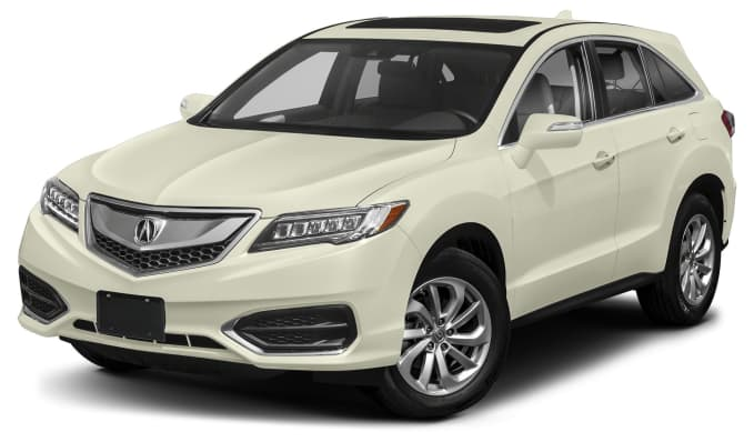 Acura RDX AcuraWatch Plus Package Dr Frontwheel Drive Pricing - Acura rdx price