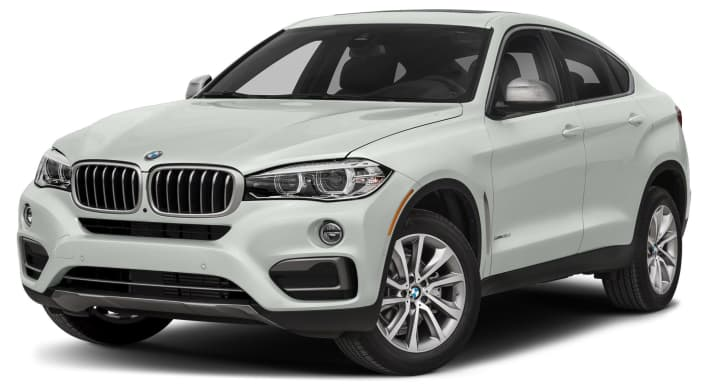 2019 Bmw X6 Xdrive50i 4dr All Wheel Drive Sports Activity Coupe Pricing And Options