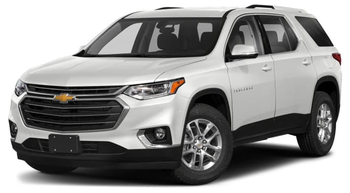 2019 Chevrolet Traverse Premier All-wheel Drive Pricing ...