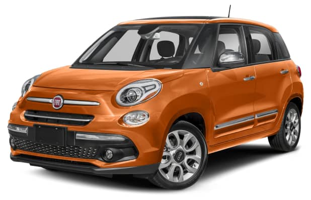 2020 Fiat 500l Trekking 4dr Hatchback Pricing And Options