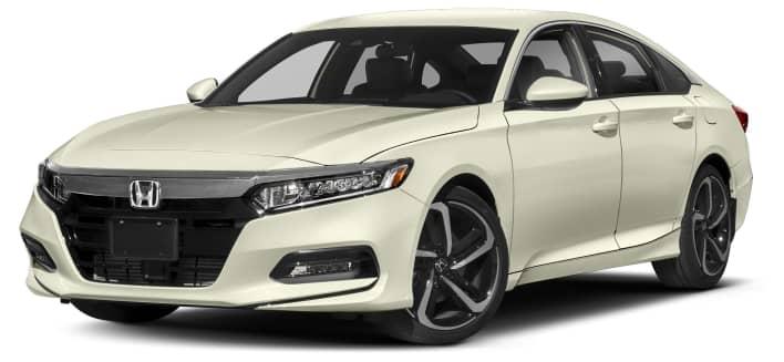 2018 Honda Accord >> 2018 Honda Accord Sport 4dr Sedan Pricing And Options