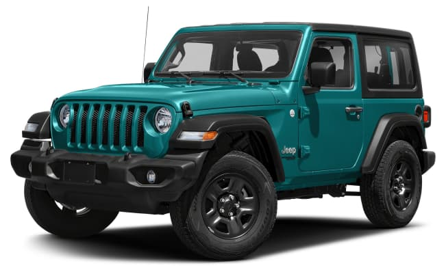 2020 Jeep Wrangler Rubicon 2dr 4x4 Pricing And Options