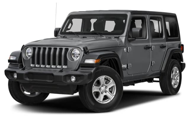2018 Jeep Wrangler Unlimited Rubicon 4dr 4x4 Pricing And