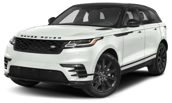 2018 Land Rover Range Rover Velar P250 Base 4dr 4x4 Pricing and Options