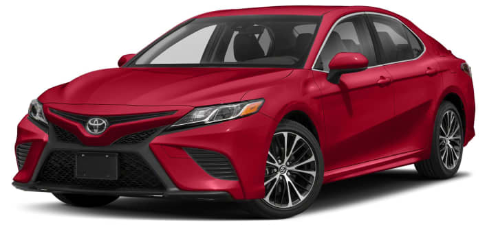 2018 toyota camry xse 4dr sedan pricing and options