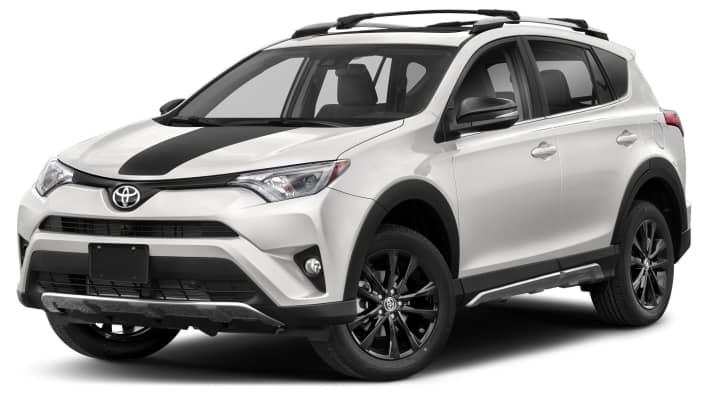 2018 Toyota RAV4 Adventure: Specs, Design, Price >> 2018 Toyota Rav4 Adventure 4dr All Wheel Drive Specs And Prices