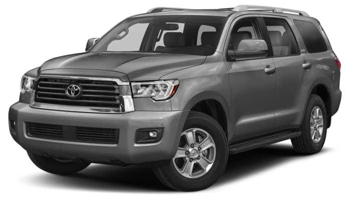 2019 Toyota Sequoia Platinum 4dr 4x4 Specs And Prices
