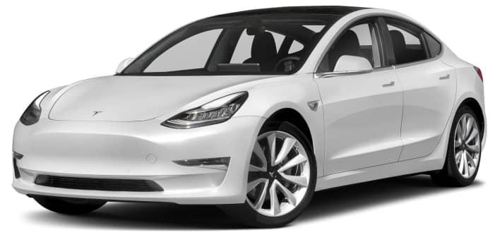 2020 Tesla Model 3 Standard Range Plus 4dr Rear-wheel ...