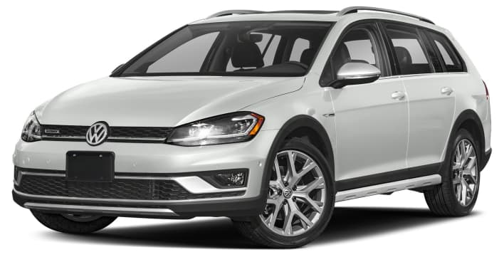 2018 Volkswagen Golf Alltrack Tsi Sel 4dr All Wheel Drive 4motion Pricing And Options