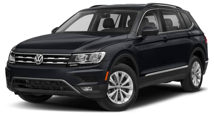 2018 Volkswagen Tiguan 2.0T S 4dr All-wheel Drive 4MOTION Pricing and Options
