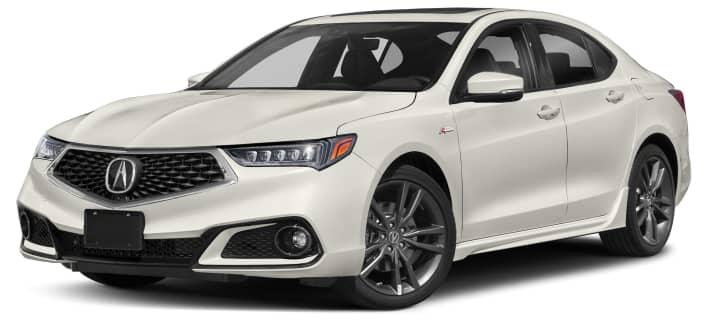 2019 Acura Tlx 3 5l Tech A Spec Pkgs 4dr Front Wheel Drive Sedan