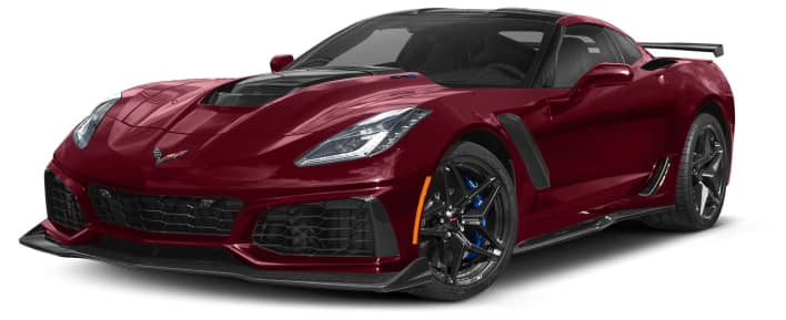2019 Chevrolet Corvette ZR1 2dr Coupe Pricing and Options