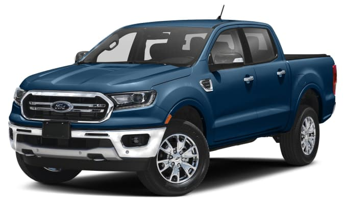 2019 Ford Ranger Lariat 4x4 Supercrew 5 Ft Box 126 8 In Wb Specs And Prices