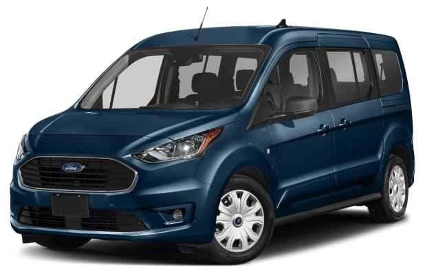 2021 ford transit connect xlt wrear liftgate passenger