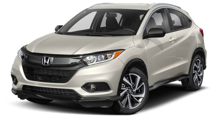 2019 Honda Hr V Sport 4dr Front Wheel Drive Specs And Prices