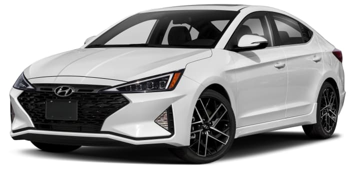 2020 Hyundai Elantra Sport 4dr Sedan Specs And Prices