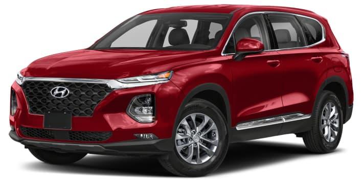 Hyundai Dealers In Ga >> 2019 Hyundai Santa Fe SE 2.4 4dr All-wheel Drive Pricing