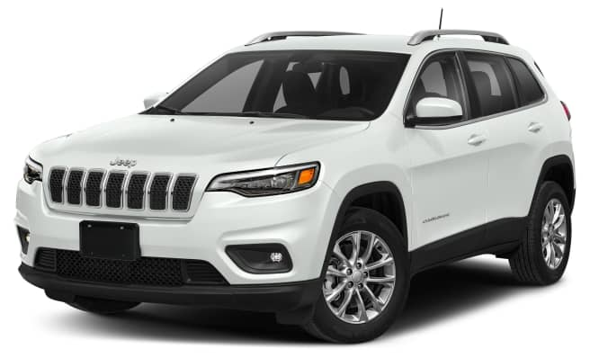 2019 Jeep Cherokee Overland 4dr 4x4 Pricing and Options