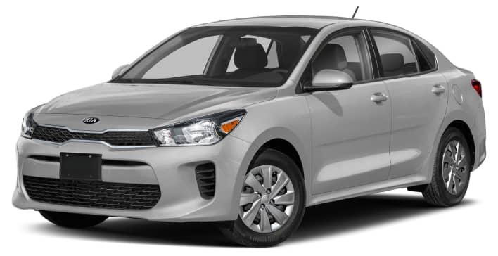 2020 Kia Rio S 4dr Sedan Pricing and Options