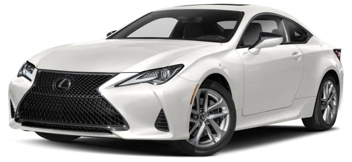 2020 Lexus RC 300 Base 2dr Rear-wheel Drive Coupe Pricing and Options